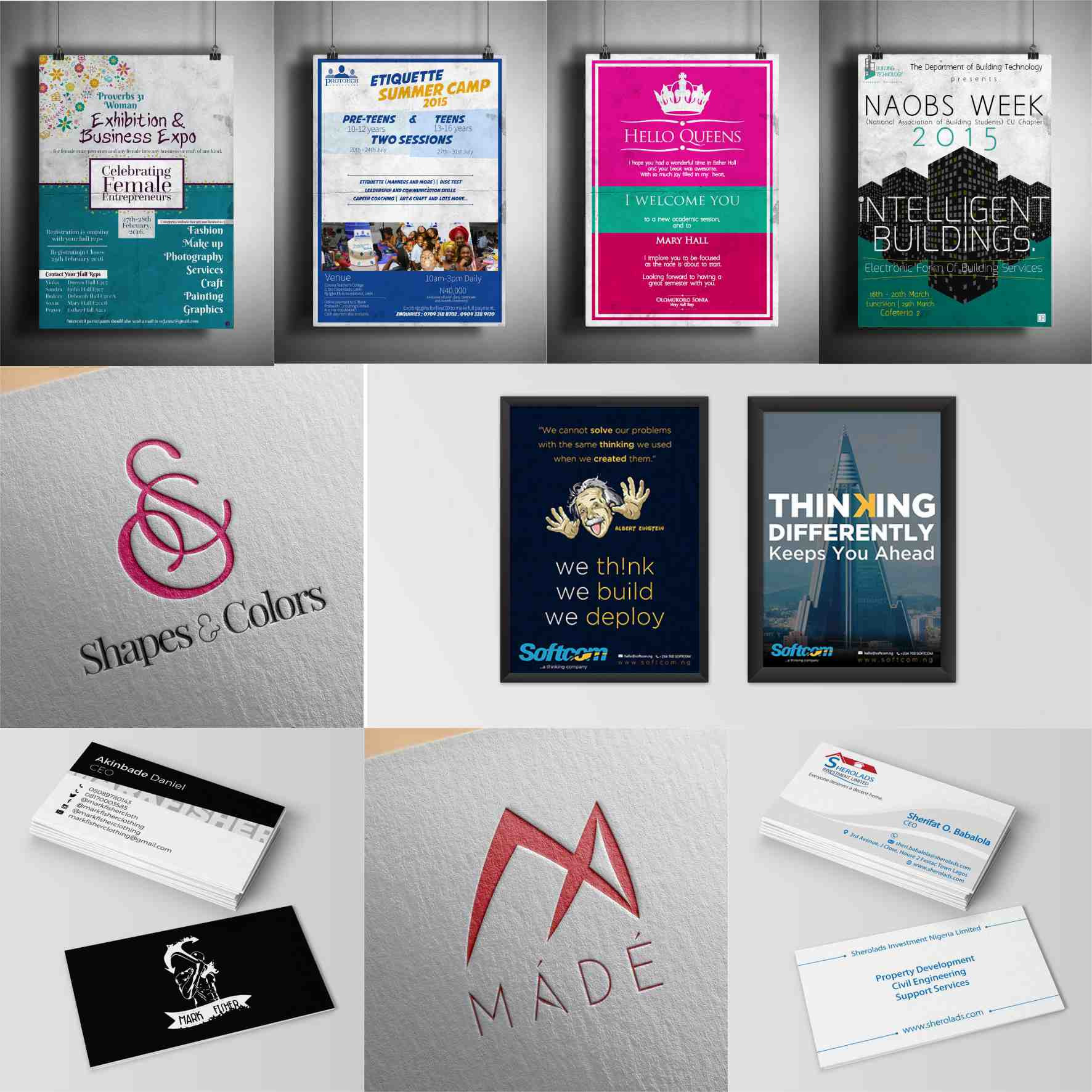 1 graphics design branding by David Rotimi