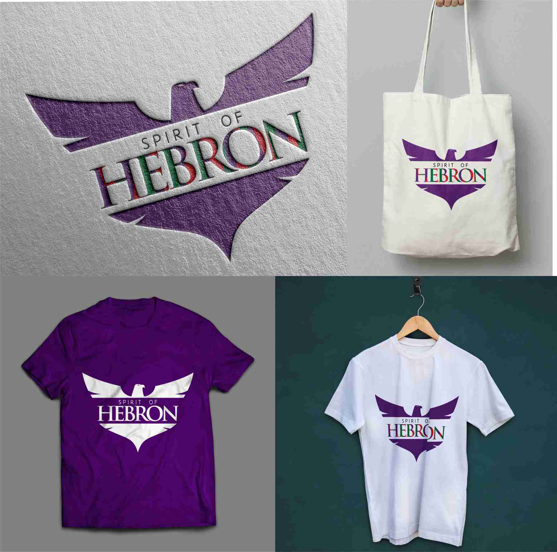Covenant University Spirit of Hebron graphics design branding by David Rotimi
